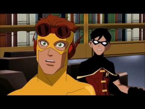 Young Justice Crack