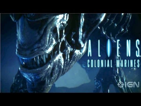 Video: Aliens &#8211; Colonial Marines Cinematic Trailer