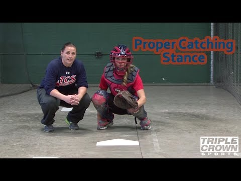 TC Training Tips FP – Catcher Stance