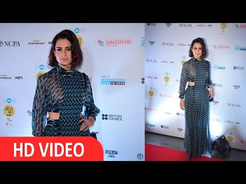 Kangana Ranaut At The Iconic Launch Of The MAMI Film Club