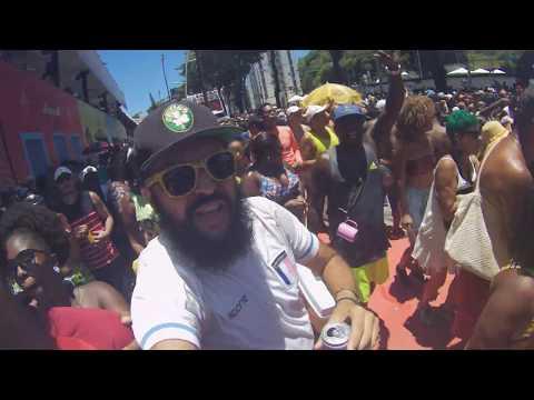 Léo Santana e Flavinho Carreta - Uisminofay/Arrastão da Carreta - Carnaval 2020 - Arrastão - 4ªF