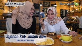 Jajanan Kids Jaman Now