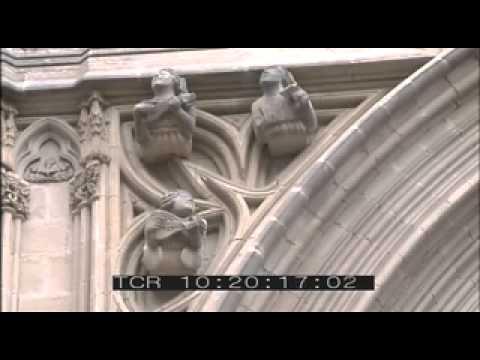 """""""La luz y el misterio de las Catedrales"""" – Barcelona."""