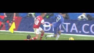 Eden Hazard gegen den FC Arsenal