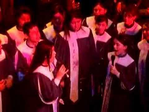 "FLC Apostolic Teen Duet Singing ""You Are Holy"""