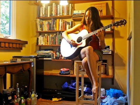 Kyri Plays 10 Clips from her Favorite Acoustic Guitar Songs
