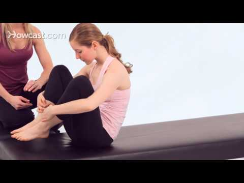 How to Do Rolling Like a Ball Exercise   Pilates Workout