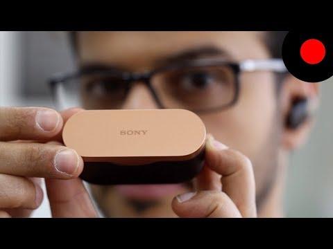 سماعات ذات امكانيات عالية من سوني ! Sony WF 1000XM3