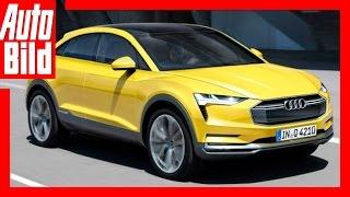 Zukunftsvision: Audi Q4 (2020) / Lückenfüller Q4 by Auto Bild