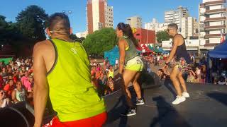 Video Bum bum tam tam VS mi gente - COREOGRAFÍA FERNANDO CUENCA/KARINA ROCHA MP3, 3GP, MP4, WEBM, AVI, FLV Juli 2018