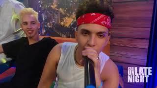 Entrevista a La Pandilla | Parte 2 | Casi Un Late Night con Ovandy Camilo