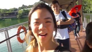 V Vlogs - Gardens By The Bay , River & Night Safari!