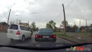 Задержан водитель «Лексуса», который на улице Гагарина сбил человека и скрылся