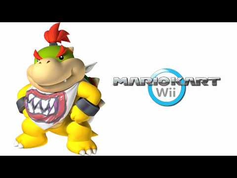Mario Kart Wii OST - N64 Bowser's Castle