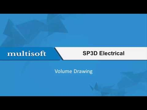 A glimpse of SP3D Electrical training
