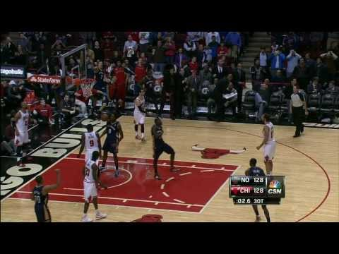 Top 5 NBA Plays: December 2nd