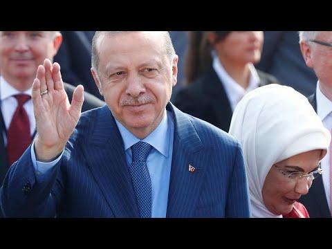 Γερμανία: Ξεκίνησε η τριήμερη επίσημη επίσκεψη του Ερντογάν…