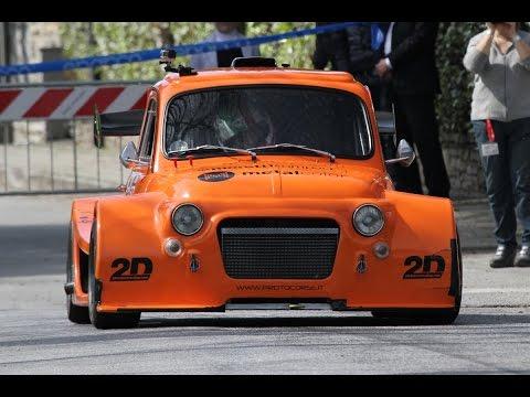 Crazy Fiat 500 Proto - Suzuki GSX-R 1.000cc engine!!!
