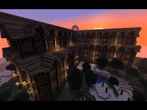 farador - Here is a brief video to present the Cathedral that PIXELMATIK made in the world of Farador, on the server Ba55ment, which is temporarily replacing deadmau5'...