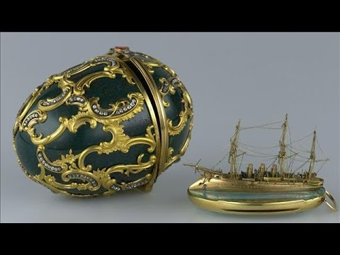 The Delicate Art of the Faberge Egg