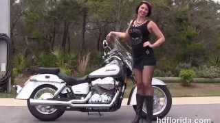 6. Used 2006 Honda Shadow 750 Motorcycles for sale in Panama City Beach FL