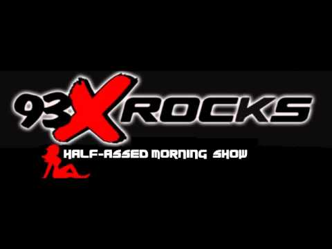 93X Half Assed Morning Show talks Fool Fighters!!!!