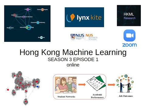 Hong Kong Machine Learning Meetup Season 3 Episode 1