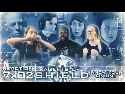 Agents of Shield - 7x2 Know Your Onions - Group Reaction
