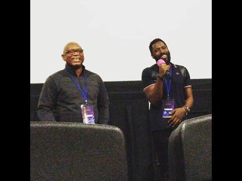 COMING FROM INSANITY Q&A Akinyemi Sebastian Akinropo & Ibidolapo Ajayi at PAFF - February 22, 2020