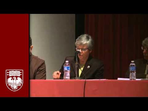 The Atomic Alter von Hiroshima bis zur Gegenwart: MT Silvia  's 'Atomic Mom ' Podiumsdiskussion