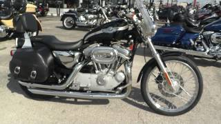 6. 407192 - 2003 Harley Davidson Sportster 883 Custom 100TH Anniversary - Used motorcycles for sale