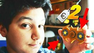 Video Comment faire un Hand Spinner [fimo] MP3, 3GP, MP4, WEBM, AVI, FLV Mei 2017