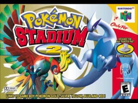 Pokemon Stadium 2 OST - Lance Battle
