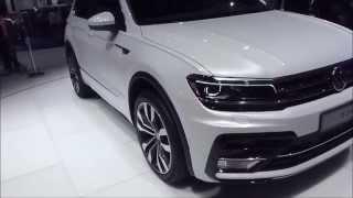 2016 VW Tiguan II 2.0 TDI''R-Line'' 150 Hp * see also ''2016 VW Models'' https://www.youtube.com/watch?v=EfoUWM7fMMo&list=PLMHuD0ynr6lMrzzmcAdaM_cl0rkR6nsuk&...