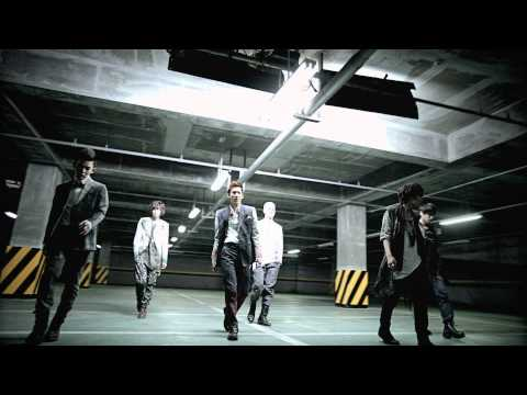 0 The video shows clips of each member from their first teasers, ...