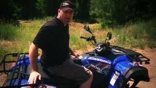 2. TEST RIDE: 2013 Kymco MXU 500i