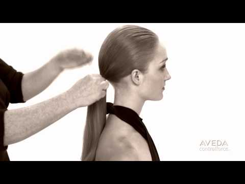 Aveda How To: Endless Styles with Control ForceTM Hair Spray
