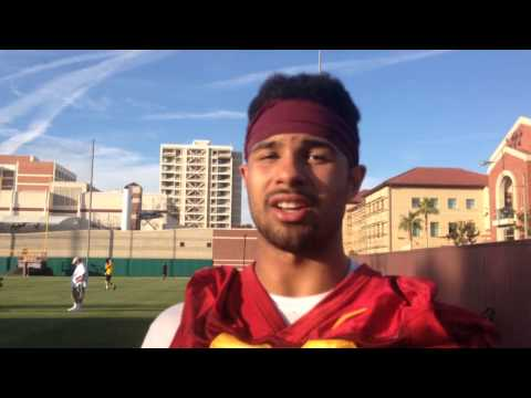 Jalen Cope-Fitzpatrick Interview 4/8/2014 video.