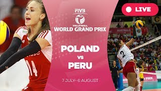 Watch the live stream of the FIVB Volleyball World Grand Prix 2017 here! If the Livestream is not available in your territory please...