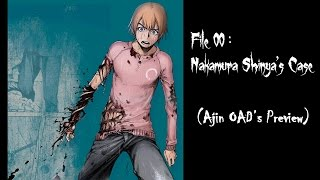 Nonton [Eng Sub]  Ajin OVA Preview ( File 00 : The Nakamura Shinya's Case ) Film Subtitle Indonesia Streaming Movie Download