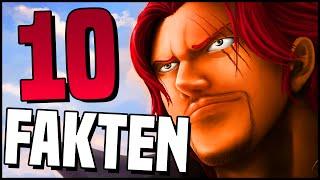 image of 10 UNGLAUBLICHE FAKTEN ÜBER SHANKS! | GEHEIMNIS HINTER SEINER .....? | ONE PIECE FAKTEN