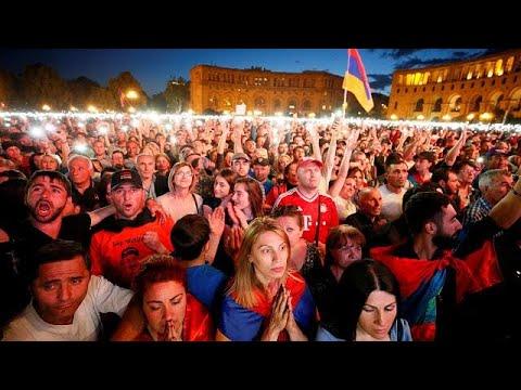 Αρμενία: Κάλεσμα για μαζικές κινητοποιήσεις από την αντιπολίτευση…