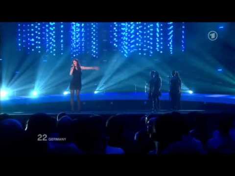 Alemania, ganadora de Eurovision 2010.