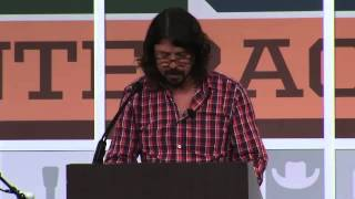 Download Lagu Dave Grohl South By Southwest (SXSW) 2013 Keynote Speech in Full Mp3