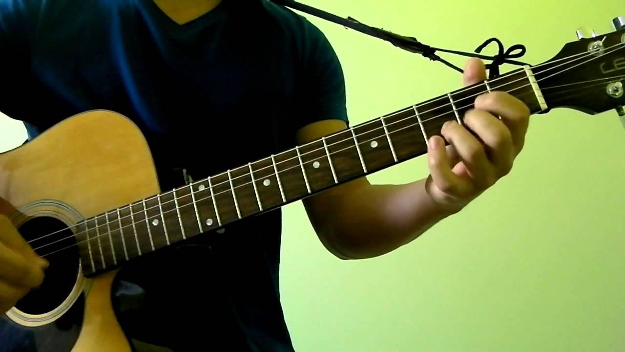 Someone Like You – Adele – Easy Guitar Tutorial (No Capo)