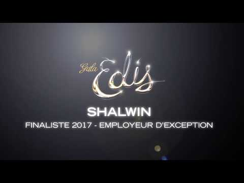 Gala Edis 2017 | Employeur d'exception - Shalwin