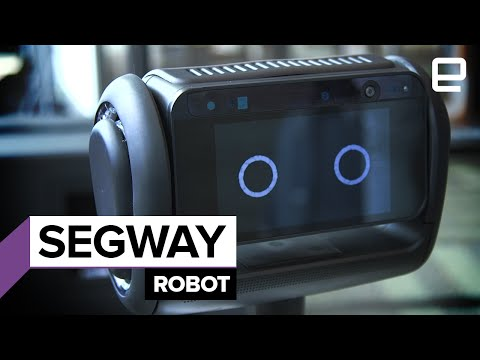 Segway personal robot: Hands-on