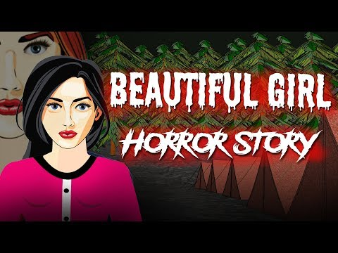 Beautiful Girl Horror Story | Animated Horror Stories