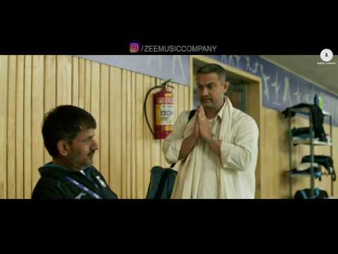 Dangal   Title Track   Dangal   Aamir Khan   Pritam   Amitabh Bhattacharya  Daler Mehndi   HD Video