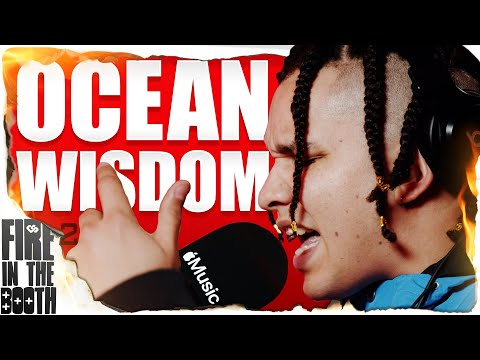 Ocean Wisdom – FIRE IN THE BOOTH pt2